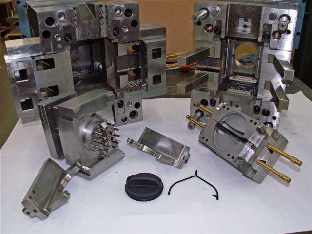 Injection Molding Manufacturing Capabilities